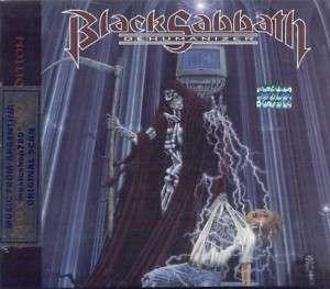 BLACK SABBATH DEHUMANIZER 2 CD SET NEW 2011 DELUXE