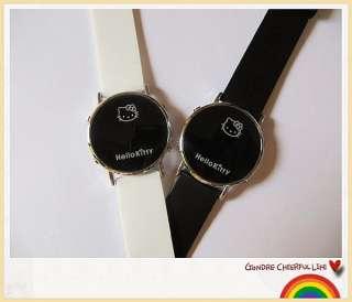 Digital LED watches for Girls women children jelly wrist watch