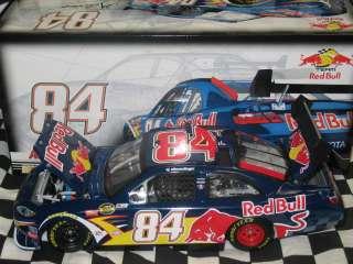 24 AJ Allmendinger Red Bull 2007 Diecast COT Car 1R