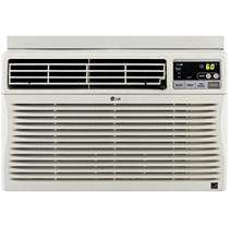 LG Electronics 8,000 BTU Electronic Air Conditioner with Remote