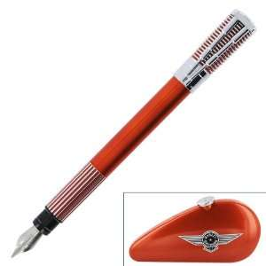 Waterman Harley Davidson Horizon Orange Medium Point