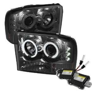 Xenon HID Performance Headlights Package for Ford F250 Super Duty