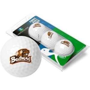 Oregon State Beavers OSU NCAA Golf Ball Pack  Sports