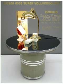 luxus paket pur kaiser idell gold 6556 super und als bonus des
