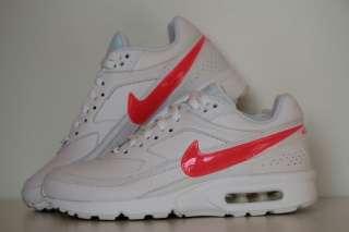 Nike WMNS Air Max Classic BW Sneaker weiß / pink Größe wählbar NEU