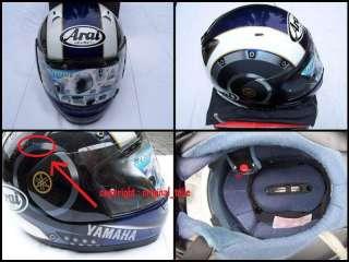 Arai Quantum V Helm Yamaha YZF R1 R6 Gr. XL Limited Ed. FZ1 FZ8 FZ6