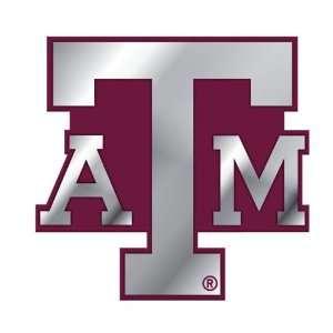 Texas A&M University Aggies NCAA College Maroon & Chrome