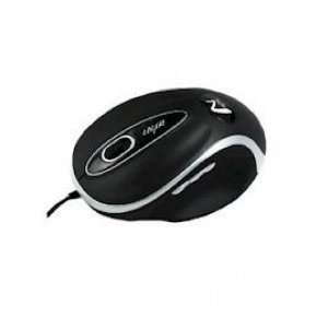 Mouse LR 1000J 3D Laser Wired 1600dpi With Office Hot Key