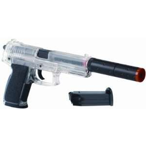 Crosman Stinger P312 Spring Airsoft Pistol   Clear  Sports