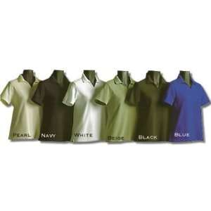 PING 2008 Womens Annie Solid Pique Golf Polo Shirt