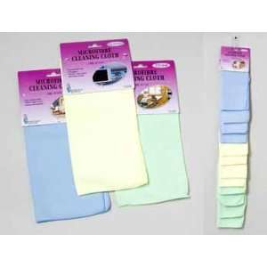 Microfiber Cleaning Cloth Case Pack 48 Automotive
