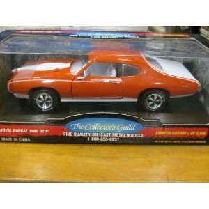 18 Scale American Muscle 1999 The Collectors Guild Toys & Games