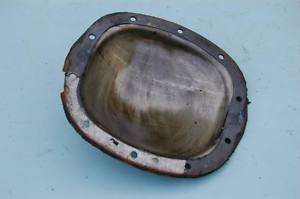 78 88 Monte Carlo SS Rear End Axle Differential Cover