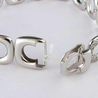 Tiffany & Company 1.20 Ct Diamond Ladies 18k White Gold Bracelet