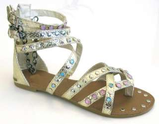 LADIES BLACK,PATENT SANDALS SILVER,GOLD GLADIATOR UK FLIP FLOPS