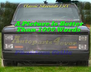 81 87 86 85 84 1987 Chevy C10 Silverado Blazer GMC Pickup Phantom