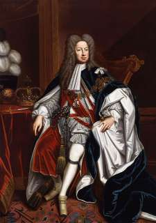 ludwig 28 may 1660 11 june 1727 was king of great britain and ireland