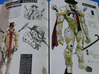 Kamen Rider Den O Yasushi Nirasawa Imagin Works artbook