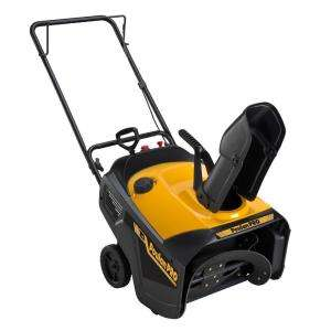 Poulan Pro 21 in. Single Stage Gas Snow Blower PR621 at The Home Depot