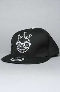 TRUKFIT The King Snapback Cap in Black : Karmaloop   Global