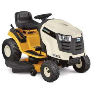Cub Cadet 42 in. 19 HP Kohler Automatic Front Engine Riding Mower