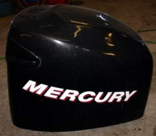 2006 MERCURY OPTIMAX 200 HP OUTBOARD ENGINE BOAT MOTOR COWLING