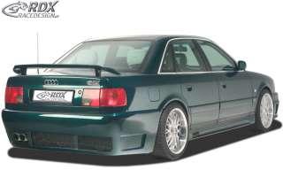 RDX Stoßstange Hinten Audi A6 C4 + 100 C4 Limo Schürze