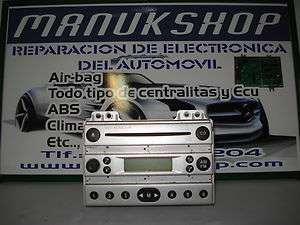 RADIO CD Ford B3LOW CD 4S6118C815AA 4S61 18C815 AA