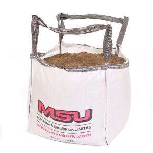 MSU, Inc. 1,000 lb. Pre Mix Rock and Sand Mix 737048