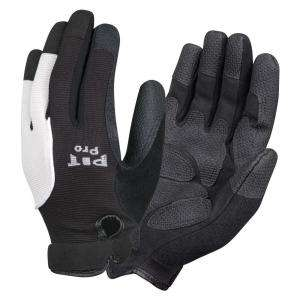 Cordova PIT PRO Mechanics Style work glove Black Synthetic Leather