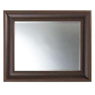 Mead 24 In. X 32 In. Wood Framed Mirror 71904