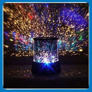 Romantic Amazing Sky Star Master Night Light Projector Lamp Gift C