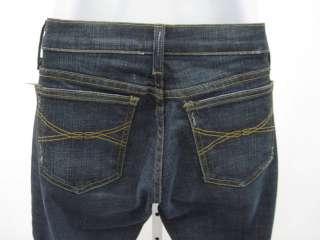JUICY COUTURE Dark Blue Denim Jeans Pants Sz 28