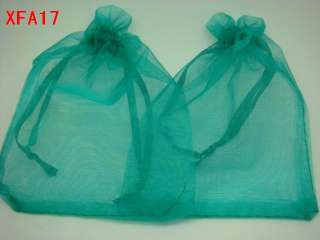 Wedding Favor Gift Bags Pouch / Jewelry Display Organza 3.5x5 XF