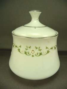 Sugar Bowl Sheffield Fine China Elegance 502H Japan |