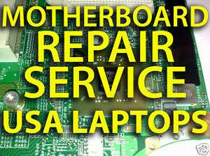 Dell Latitude E4200,E4310,MOTHERBOARD REPAIR