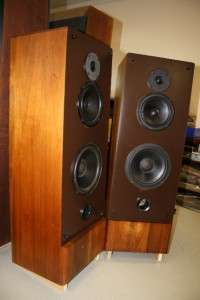 REEL to REEL Designs Floor Standing Speakers