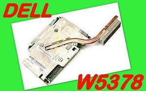 NEW DELL INSPIRON 9300 XPSM170 X300 VIDEO CARD   W5378