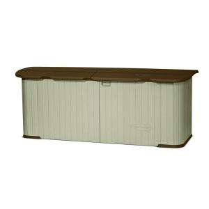 Suncast Multi Purpose Split Lid Storage Shed GS17500