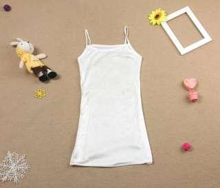 Korea Twinset Girl Lace Long Top Blouse Mini Dress