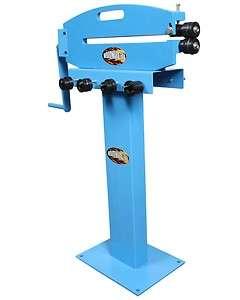 Bead Roller Rolling Machine Cast Iron Frame   Woodward Fab