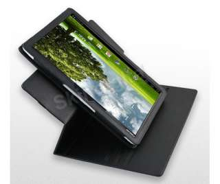 For ASUS Eee Pad Transformer TF101 Rotating Leather Case Cover