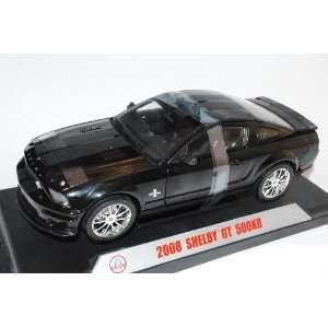 FORD SHELBY MUSTANG 2008 GT500 GT 500 KR KNIGHT RIDER DESIGN SCHWARZ
