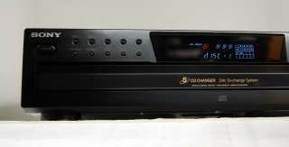 Sony CDP CE275 CD Changer EXCELLENT CONDITION 27242586338