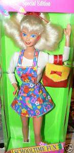 SCHOOL TIME FUN BARBIE DOLL