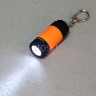 Rechargeable 25LM USB LED Torch Lamp Light Pocket Flashlight ABS