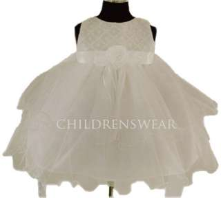 Flower Girl Dress  Daisy Wedding Bridesmaid 3m  4 years