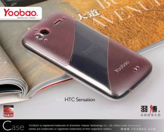 Yoobao TPU Case Screen Protetor HTC Sensation Z710e G14