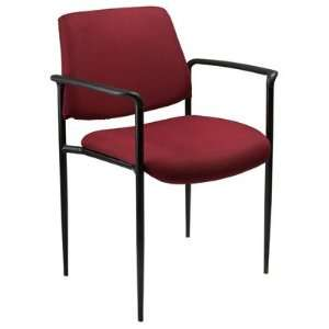 Boss Office Products B9503 XX Stackable Chair with Tapered