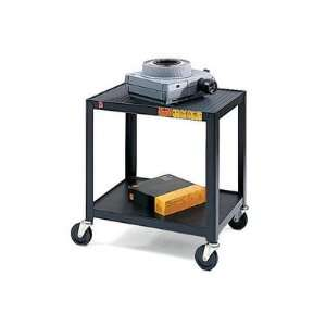 Bretford AV Cart w/3 Outlet Electrical Unit 24w x 18d x